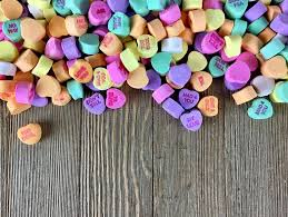 s day candy hearts colorful candy hearts stock photo image of colorful 107570446
