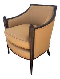 Barbara Barry Furniture by Barbara Barry Deco Classic Lounge Chair Chairish