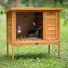small rabbit hutch 460 prevue pet products