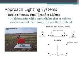 runway end identifier lights runway orientation