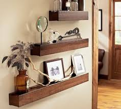 Barnwood Wall Shelves Wall Ledges Decorating Rustic Wood Ledge Pottery Barn Wall