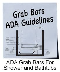 Ada Requirements For Bathrooms by Controls And Accessories For Shower And Bathtub Ada Guidelines