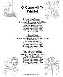 free printable christmas song lyric games printable christmas carol lyrics sheet santa claus is coming to