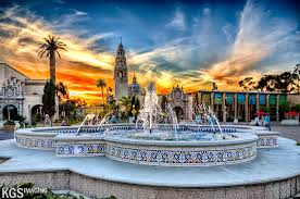 Balboa Park San Diego Map by Balboa Park The Largest National Cultural Park In San Diego