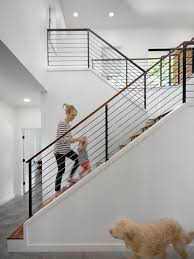 Best Paint For Stair Banisters Painted Stair Rails Best Paint Stairs And Stair Railing Ideas