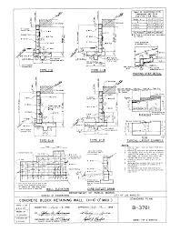 Design Of Retaining Walls Examples Design Of Reinforced Concrete - Concrete retaining walls design