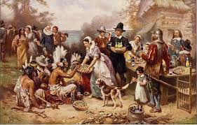 celebrating genocide the real story of thanksgiving