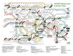 tokyo train guide supermerlion