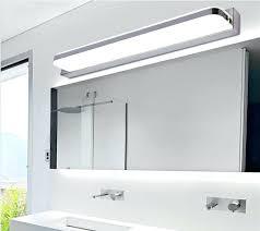 wall mounted bathroom lights led bathroom lighting wiredmonk me