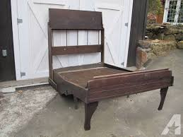 Folding C Bed Antique C A Warner Burr Folding Bed Needs For Sale In