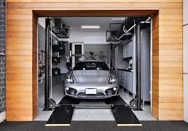 Garages With Living Space by A One Car Garage That U0027s Fit For Two