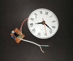 awesome clocks technology instructables