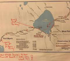 Del Ray Florida Map by Delray Veteran Paddle Boards 150 Miles Raises 20k For Homeless