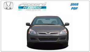 2005 honda odyssey service manual pdf honda accord hybrid 2005 factory service manual pdf honda accord