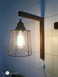 swag lights that plug into the wall beautiful wall sconces pendant lighting tutorials and pendants