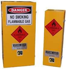 flammable gas storage cabinets gas cylinders storage of gas cylinders qld