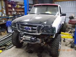 ford ranger 4 4 with a cummins 4bt u2013 engine swap depot