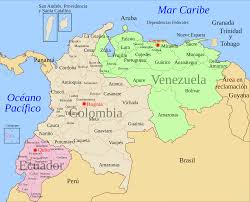 Santander Spain Map by Four Languages You Didn U0027t Know Were Spoken In Colombia