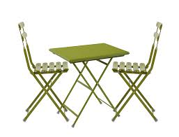 Folding Bistro Table And 2 Chairs Balcony Chair And Table Design Ideas For Outdoors
