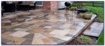 Outside Tile For Patio Outdoor Tile Over Concrete Patio Patios Home Design Ideas