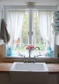rideaux de cuisine et blanc rideau cuisine moderne waaqeffannaa org design d intérieur et