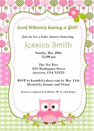 top 14 owl baby shower invitations which viral in 2017