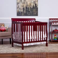Mini Convertible Crib by On Me Aden Convertible Mini Crib