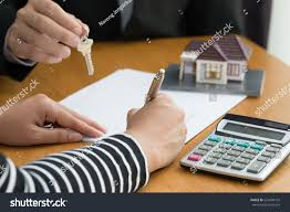 banks approve loans buy homes real stock photo 524599192