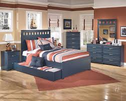 blue beds sears