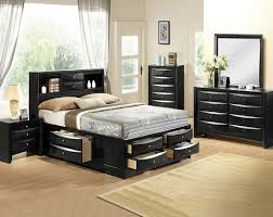 black bedroom set in modern designs and styles home design studio