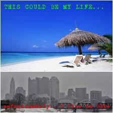 Ohio Meme - tropical paradise vs ohio dylan gray flickr