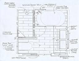 houzz floor plans 8 x 9 bathroom plan houzz prizewinners take a bath and a