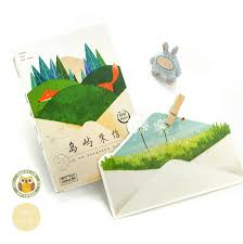 aliexpress buy 30 pcs pack creative letter from the island