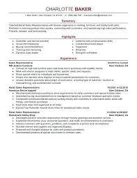skills for customer service resume examples amazing rep retail