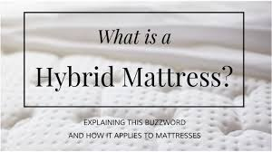 what is a hybrid mattress aviya mattress