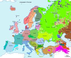 map of europe scandinavia ethnic groups in europe