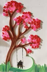 paper craft for home decoration best 25 wall art crafts ideas on pinterest wall decor crafts