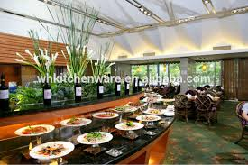 how to set a buffet table with chafing dishes low moq quality chafer buffet catering equipment view used catering