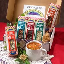 soup gift baskets 5 soup sler gift set gourmet gourmet snacks and