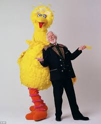 don t tell mitt the actor who brought big bird to makes