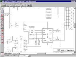 electrical diagram software u2013 create an electrical diagram easily