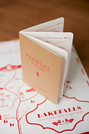 Ideas For Wedding Programs 155 Best Boarding Pass And Passport Templates Images On Pinterest