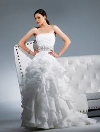 chelsea clinton wedding dress faviana chelsea by david tutera size 3 wedding dress oncewed