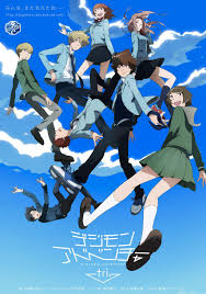 Seeking Vostfr Digimon Adventure Tri Anime Vf Vostfr