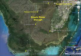 Sawgrass Map Kayaking At Shark Valley U2013 A Visit To Seagrape Hammock Aka