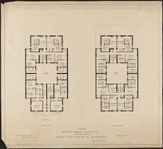 Tenement Floor Plan Museum Of The City Of New York Type Of Fifty Foot Tenement House