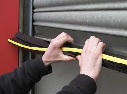 garage door bottom weather seal wrap around roller shutter door seal weather stop