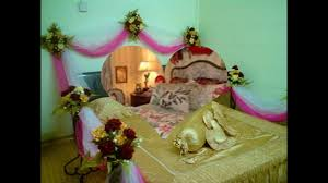 Romantic Bed Decoration For Wedding Night Romantic Bed Decoration For Wedding Night Youtube