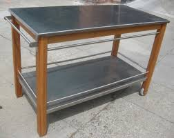 John Boos Work Table Stainless Steel Kitchen Work Table Cart Popular Stainless Steel