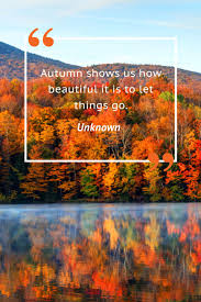 25 quotes that will make you fall in with autumn fall season